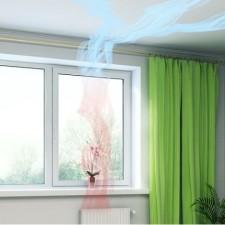 Ventilācijas vārstu Air-Box Comfort video instrukcijas instalēšanas