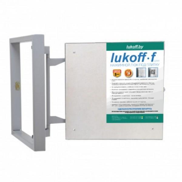 Revīzijas lūka zem flīzes Lukoff Format 50x50 (3D)